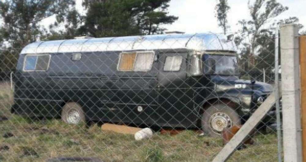 <strong>motorhome</strong> Bedford,obrador,casilla Rural