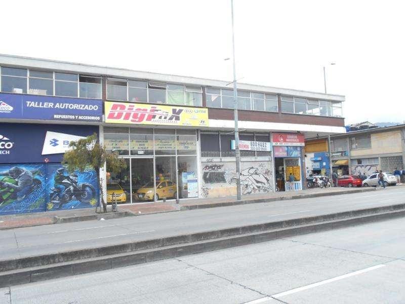 Cod. VBIRE5473 Bodega En Arriendo/venta En Bogota Zona Industrial