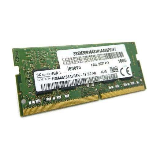 <strong>memoria</strong> Lenovo 4gb Ddr 4 2400