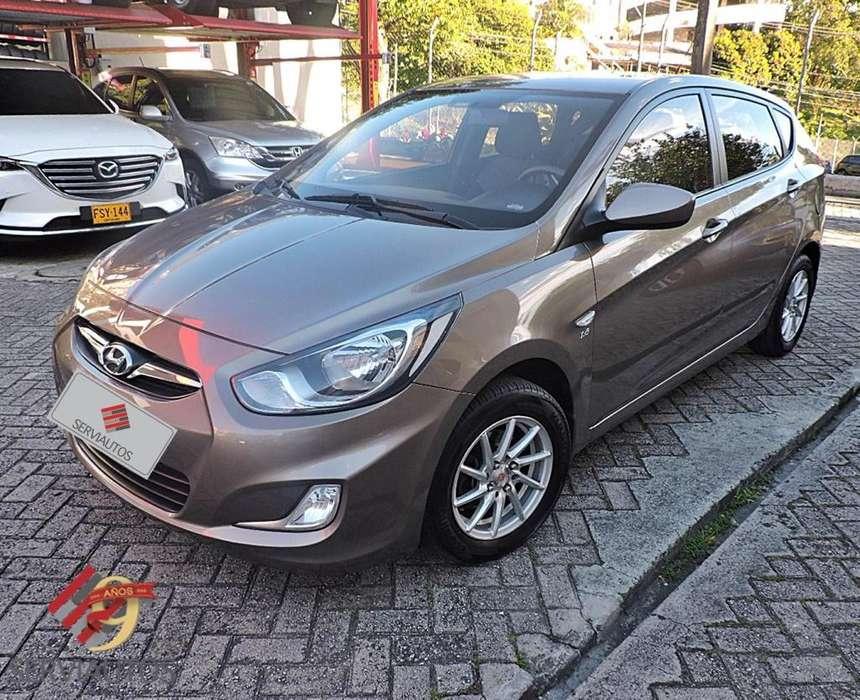 Hyundai i25 2013 - 77000 km