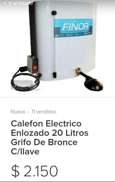 Liquido Calefon Eléctrico Impecable