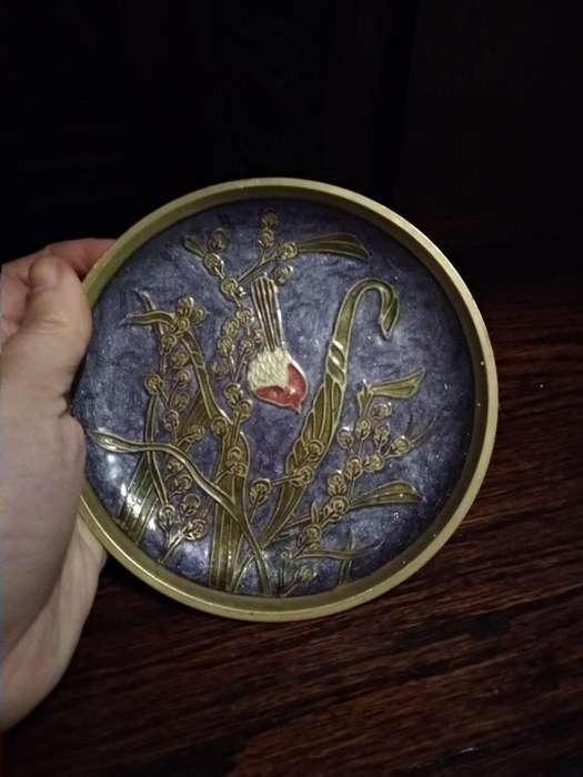 Vendo Antigüedades Decorativa de Bronce