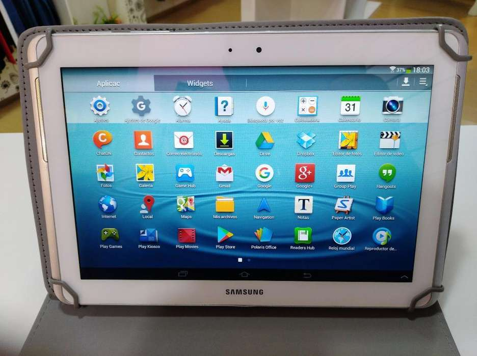 Tablet Samsung Tab2 10.1 Pulgadas