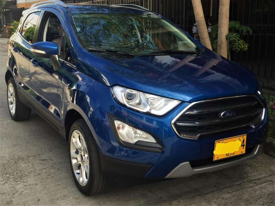 <strong>ford</strong> Ecosport 2018 - 4400 km