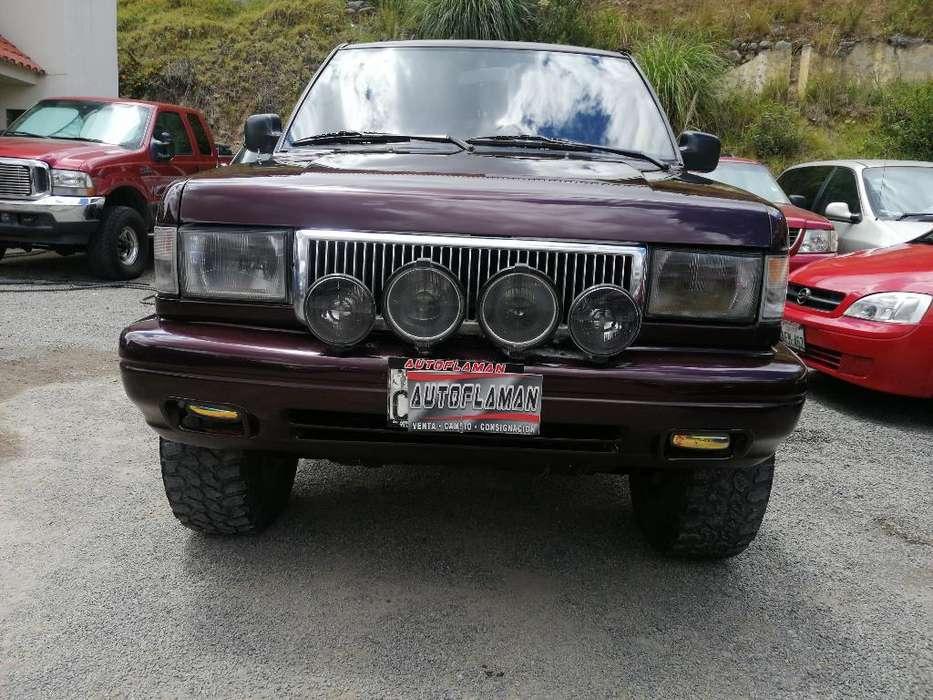 Chevrolet Trooper 1995 - 180000 km