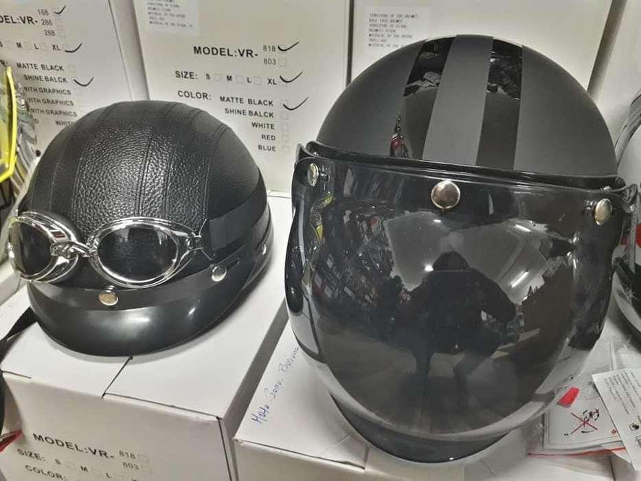 Nuevos modelos de cascos Repuestos para Moto