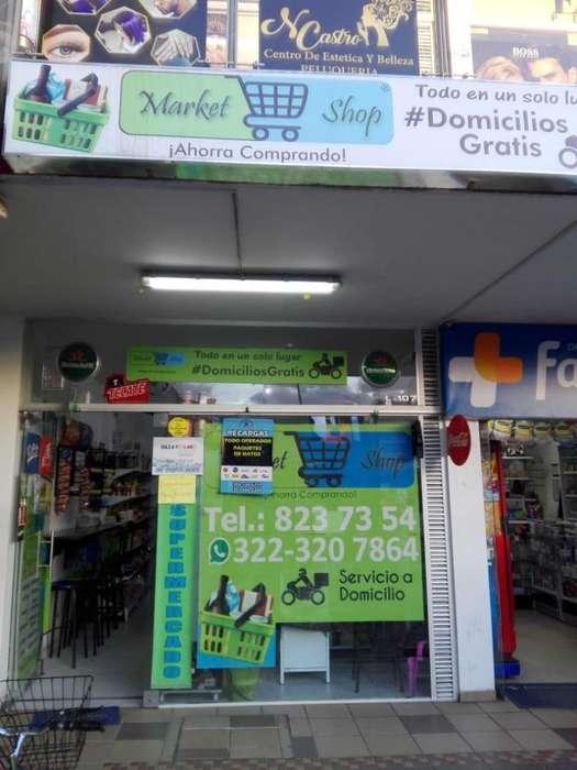 Vendo Excelente <strong>negocio</strong> Mini Market (Supermercado)