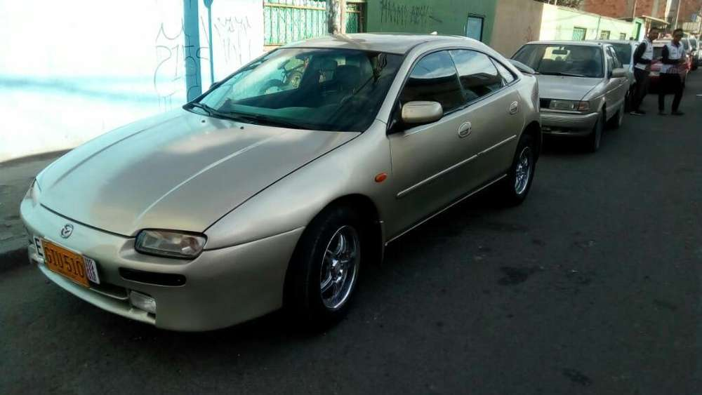 Mazda Allegro 1998 - 170 km