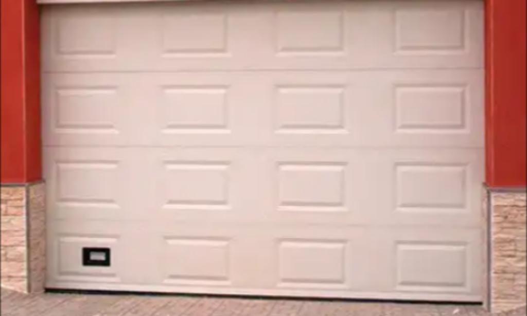 Puerta Garaje Automática Seccional Barat