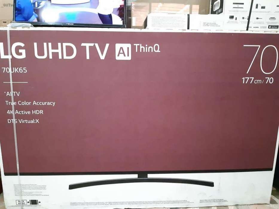 <strong>televisor</strong> LG 70 UHD 4K SMART TV