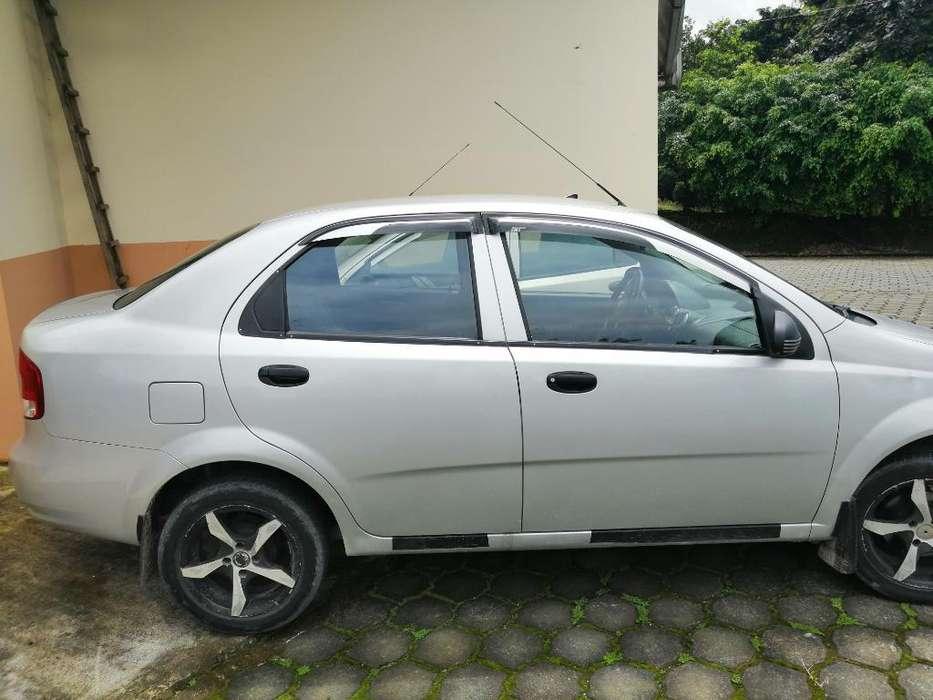 Chevrolet Aveo Family 2014 - 27000 km