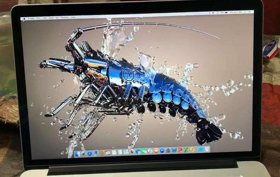 Macbookpro 15 mid 2015, I7 de 2.7Gh, 16Gb Ram, 1Tb HD de estado sólido