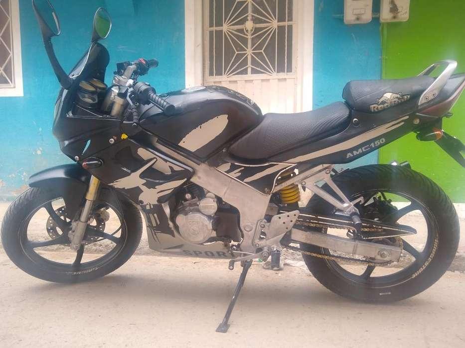 Moto Amc 150
