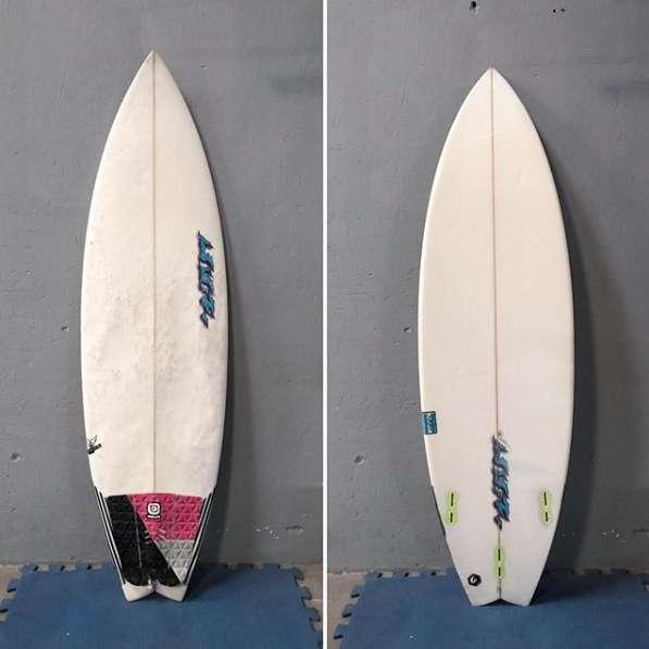 Tabla Uva surfboards - Modelo Fish 5.8 - usada