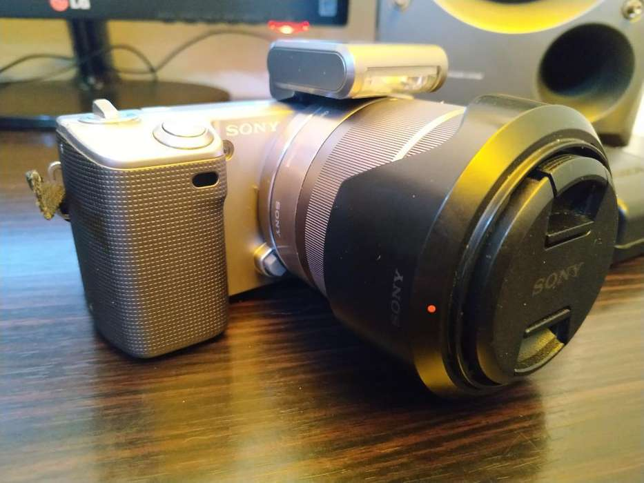 Sony Nex 5- Cámara Compacta