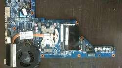 Board Portátil Hp Core I5 2a. con Proces Hp Pavilion G serie