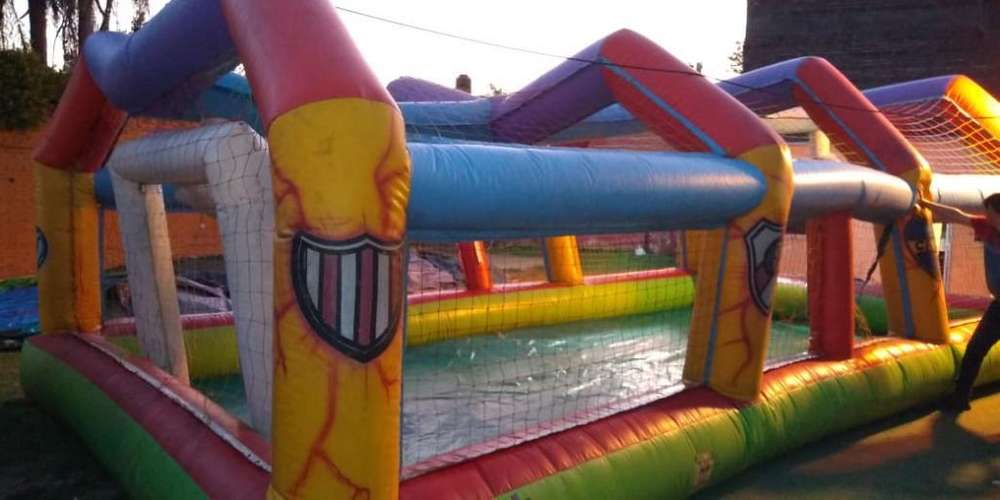 Cancha de Futbol-multifuncion Inflable