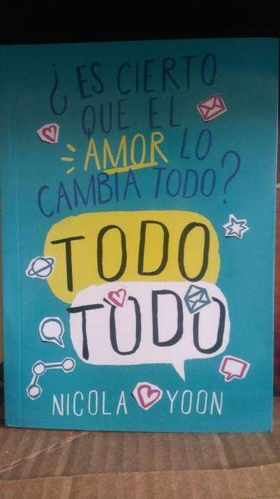 Libro Es Cierto Que El Amor Lo Cambia Todo? Todo Todo