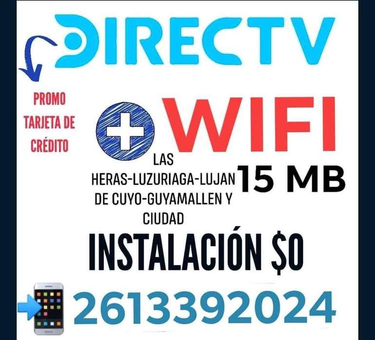 Directv internet 15 mb
