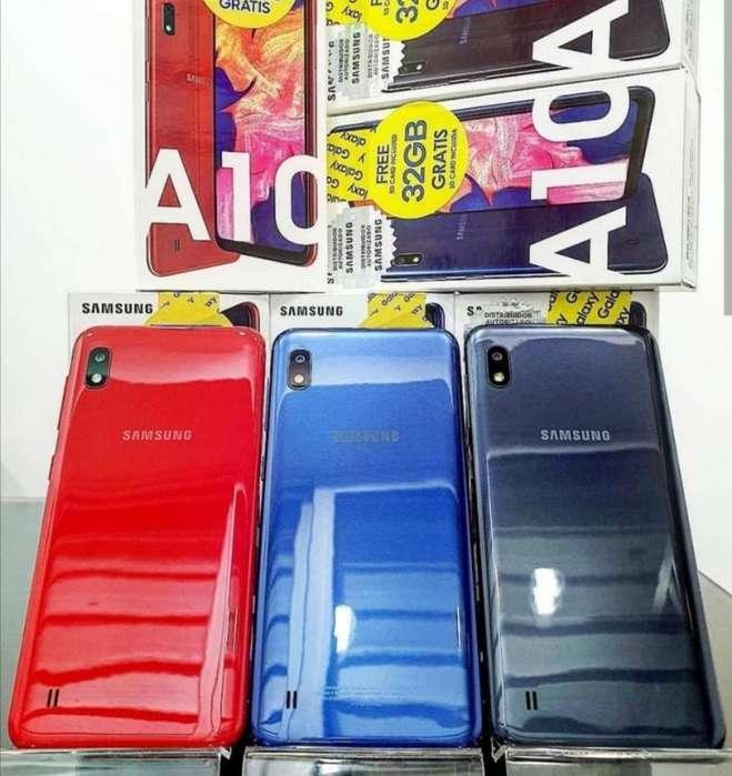 Samsung A10 32gb Nuevos Sellados