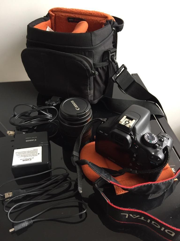 Camara Canon Eos T2i