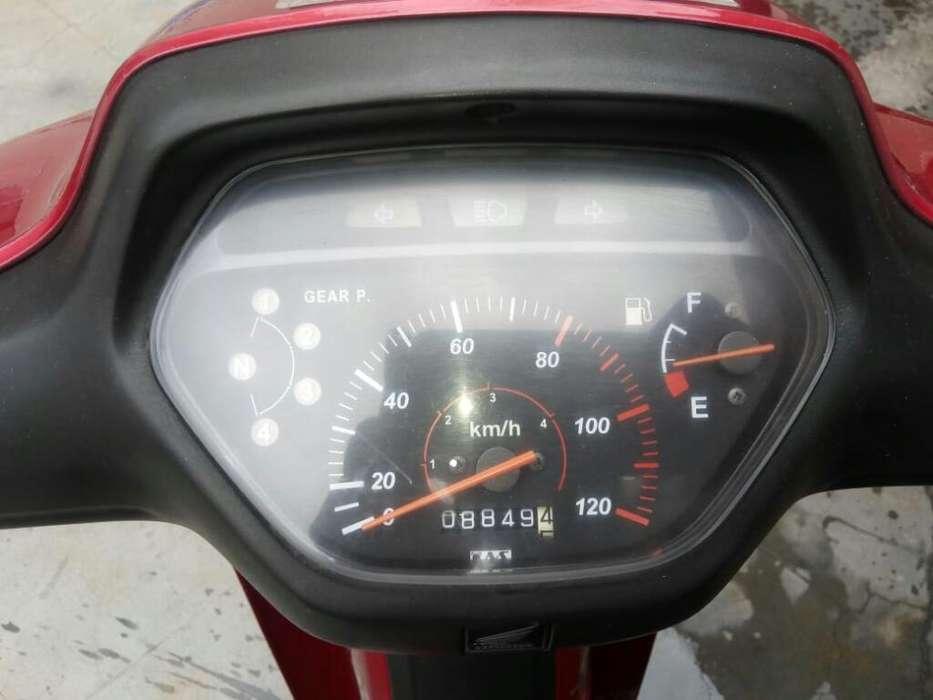 Vendo Moto Honda Wave 100 Como Nueva