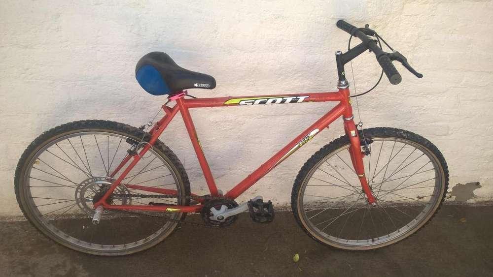 Vendo o permuto bicicleta rodado 26