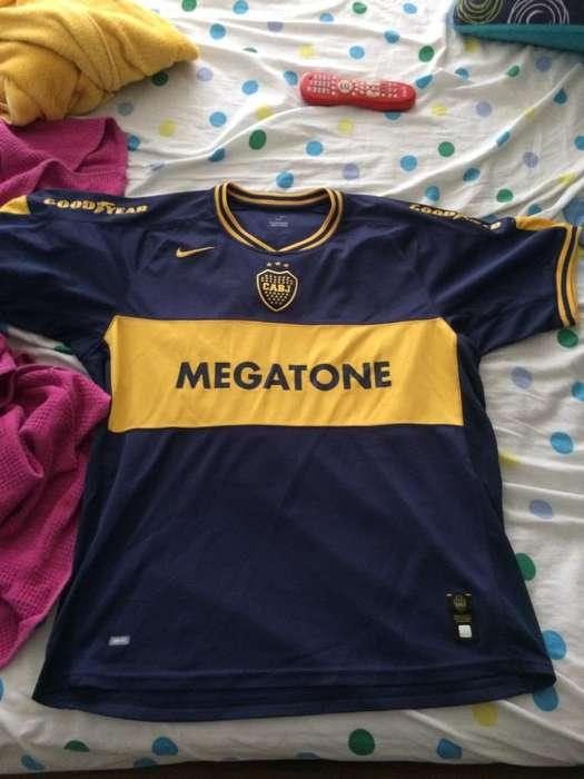 Camiseta Boca Juniors Campeon