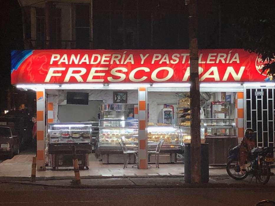 VENDO PANADERÍA Y PASTELERÍA FRESCO PAN ACREDITADA