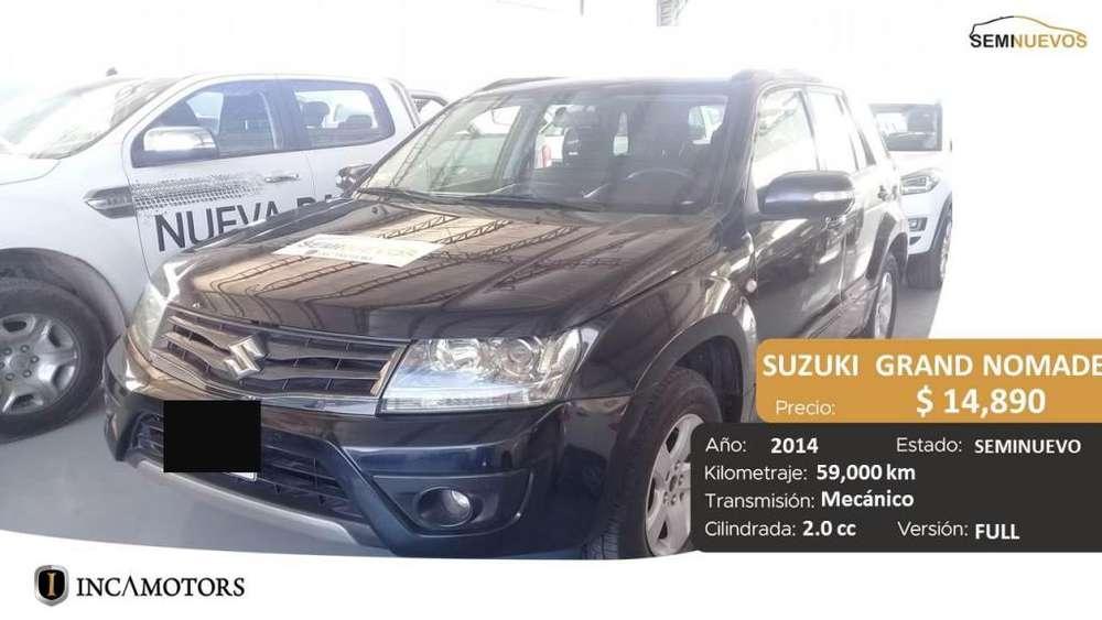 Suzuki Nomade 2014 - 62000 km