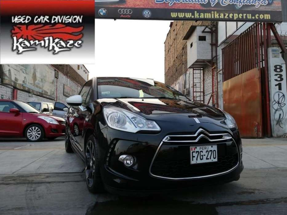 Citroen DS3 2014 - 49000 km