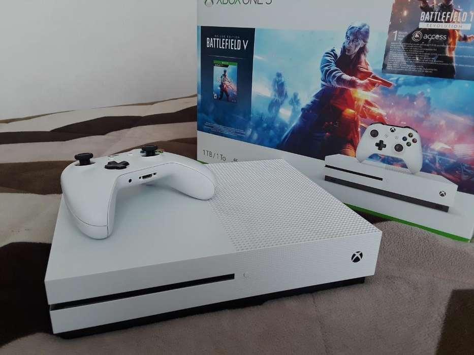 Xbox One S 1tb Negociables