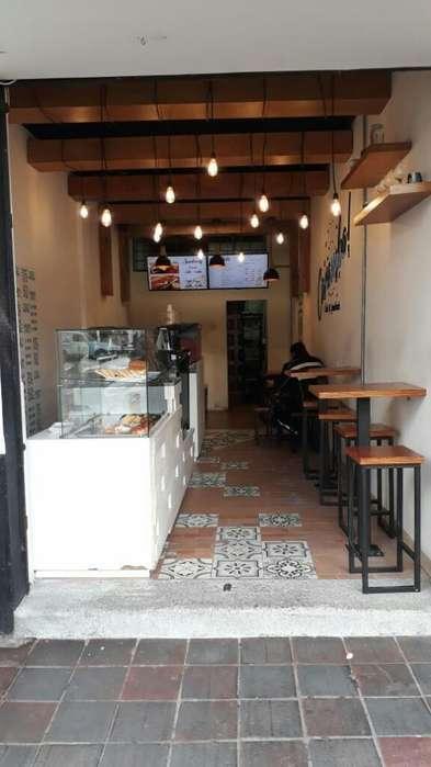 Se Vende Caféteria Sándwich Y Pasteleria