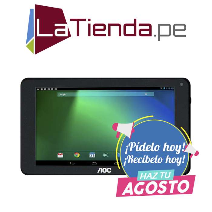 Tablet AOC A741