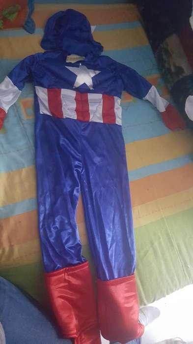 Se Vende Disfraz de Capitan America