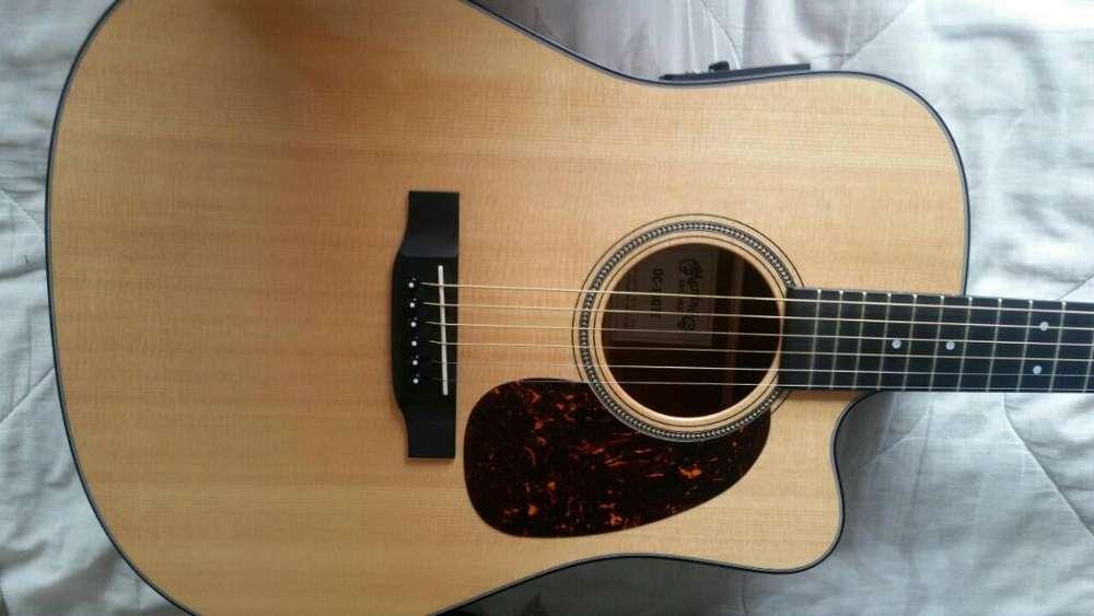 Guitarra Martin Dc 16 Gte Recibo Bitcoin