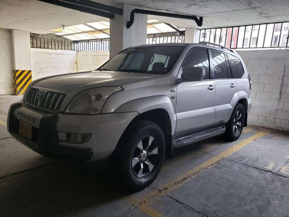Toyota Prado 2004 - 123000 km