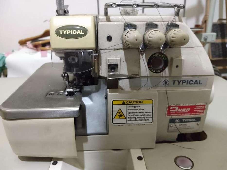 Remalladora Typical (3 Hilos Industrial)