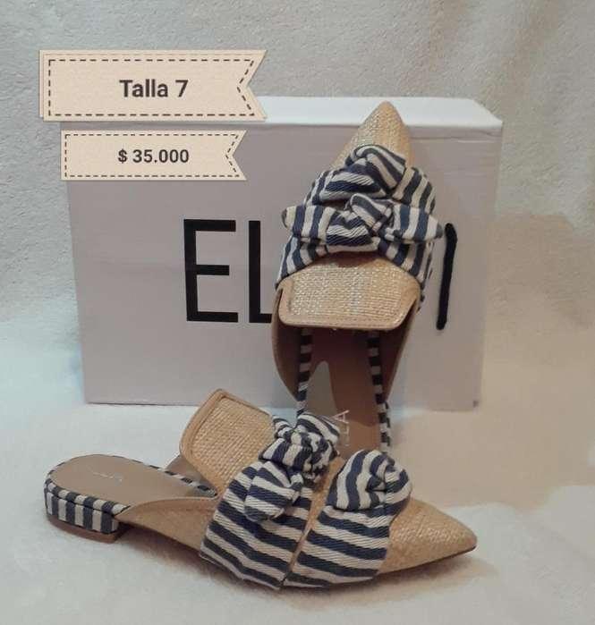 Zapatos Ela Nuevos