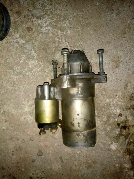 Burro Duna 1.7 Diesel