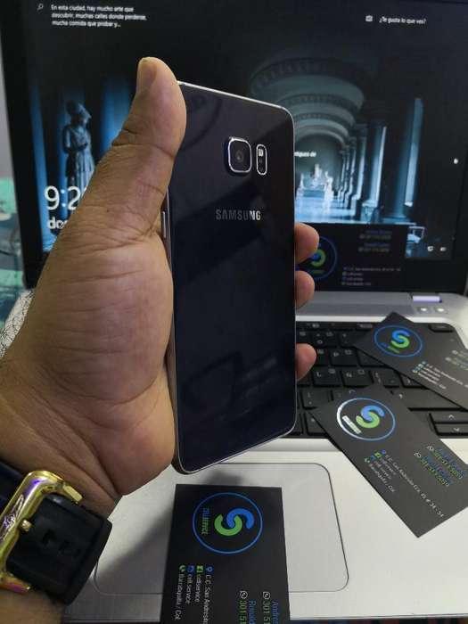 Samsung S6 Edge Plus de 32 Gb Fisurado