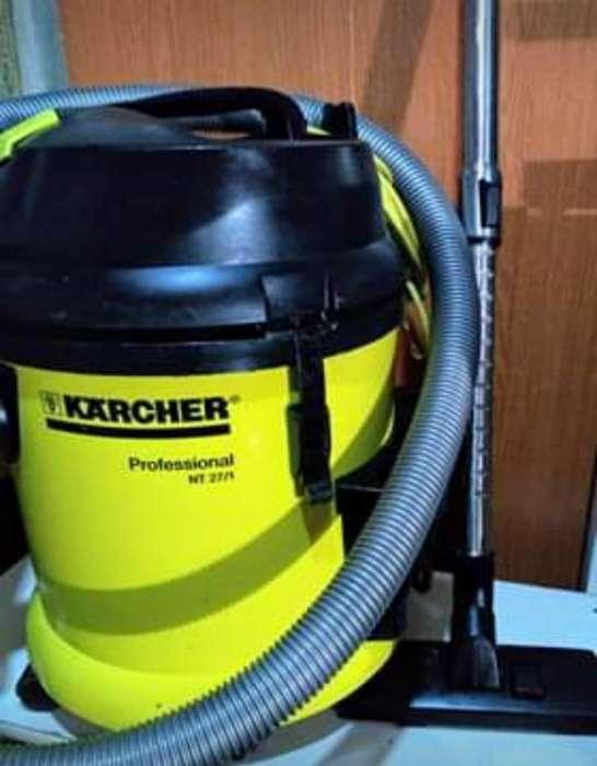 Karcher Profesional Nt 27/1 Polvo Agua