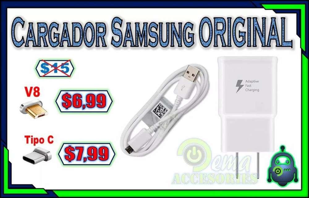 Cargador Samsung Original
