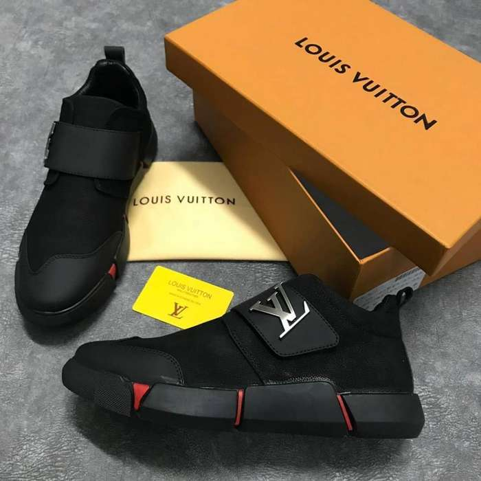 Botas Louis Vuitton Black