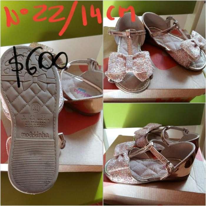 Zapatos para Nenas Varios Modelos