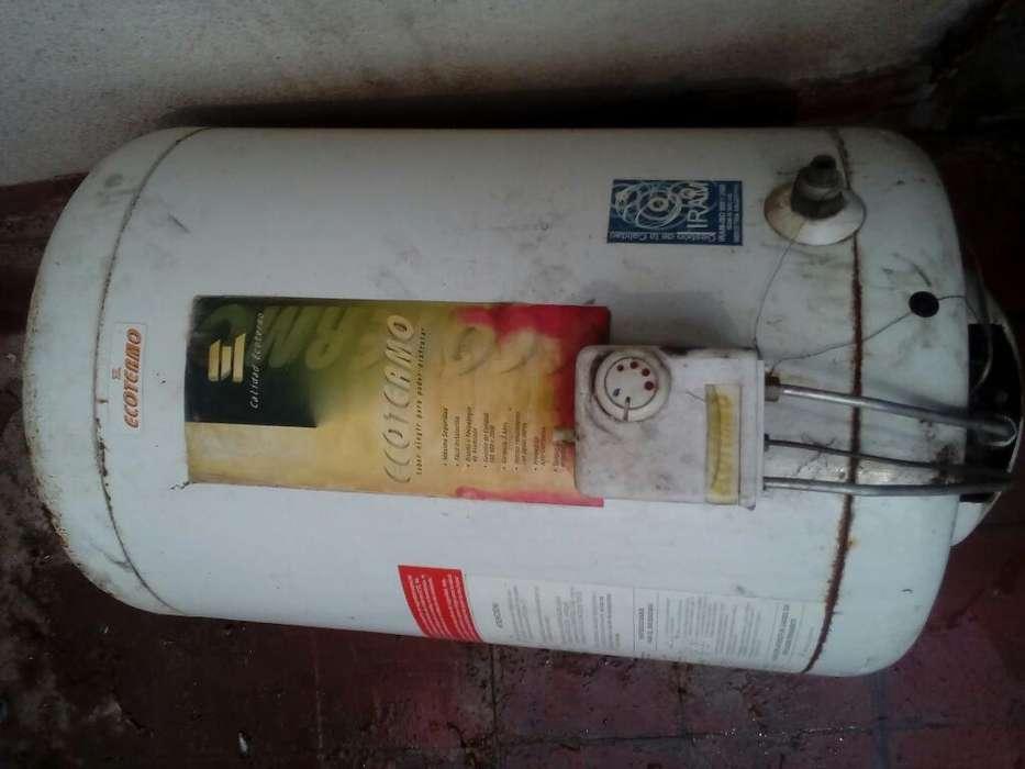 Termotanque de Gas Ecotermo 50l