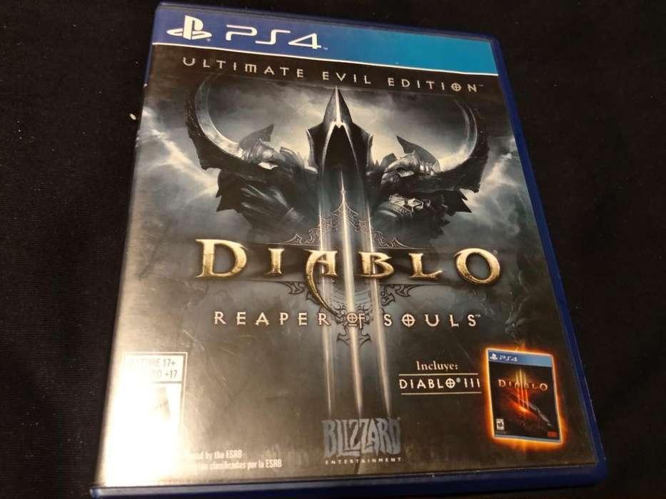 Diablo 3 : Ps4