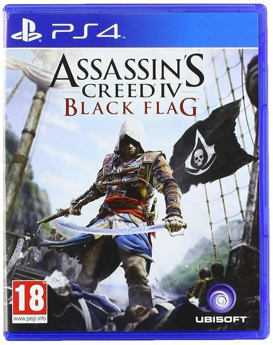 LIQUIDACION ASSASSING CREED IV