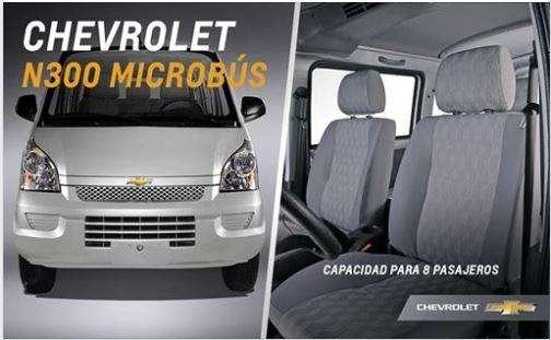 Chevrolet N300 2019 - 0 km
