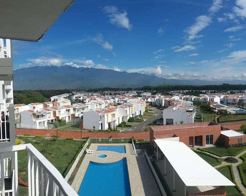 Apartamento En Venta En Jamundi Hacienda El Castillo - Jamundí Cod. VBUNI9778